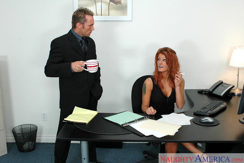 Naughty Office - Samantha Lucci