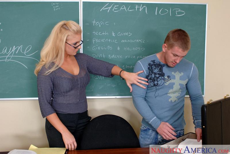 My First Sex Teacher - Heidi May