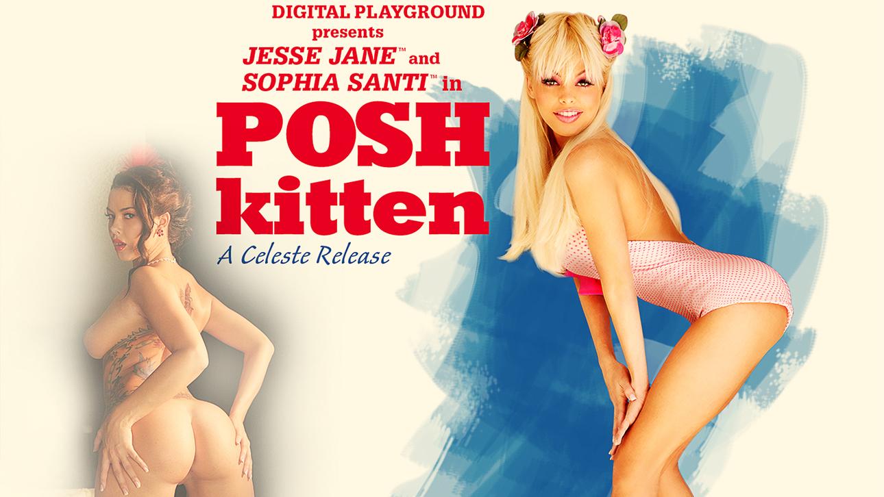 Posh Kitten Scène 1