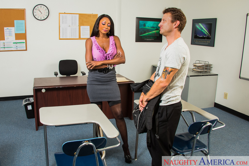My First Sex Teacher - Diamond J