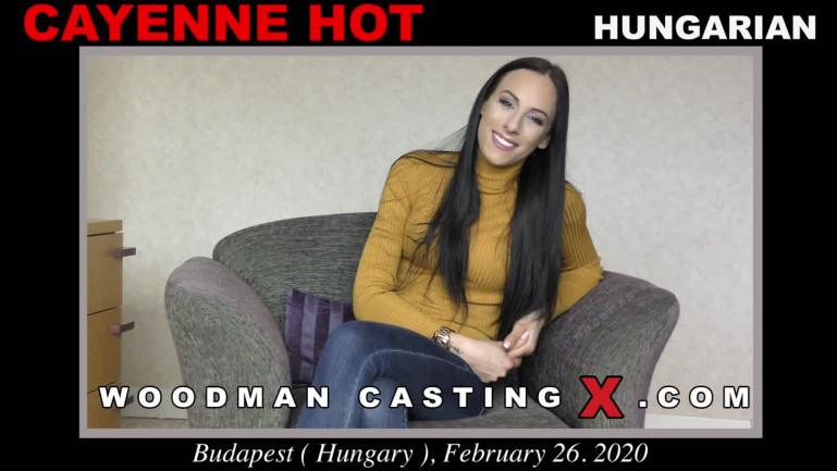 Cayenne Hot casting