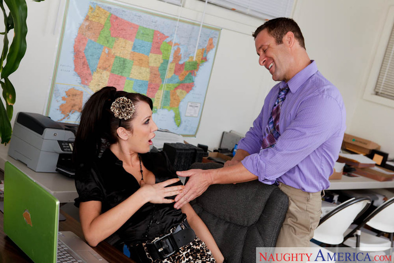 Naughty Office - Amy Brooke & Ja