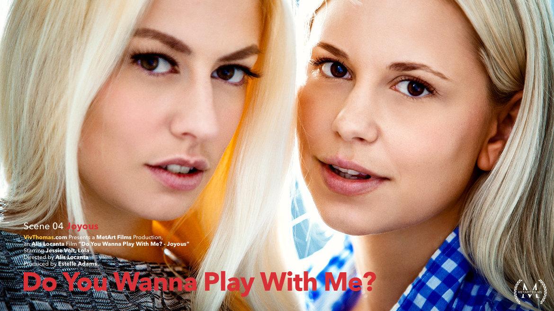 Do You Wanna Play With Me? Scènes