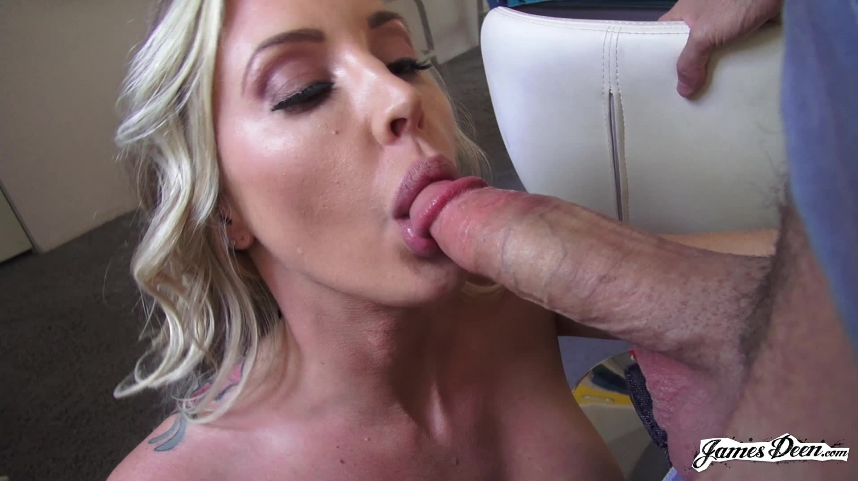 Samantha Saint And James Deen Sn
