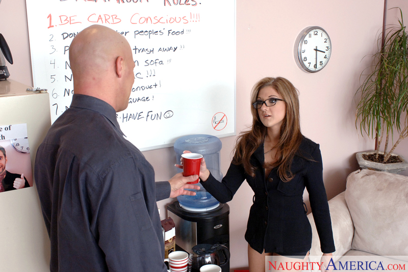 Naughty Office - Mia Rose & Chri
