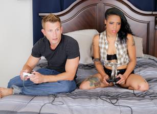 Gamer Girls Pwned And Boned