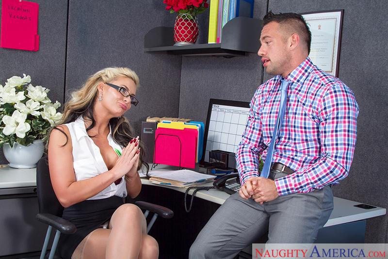 Naughty Office - Phoenix Marie &
