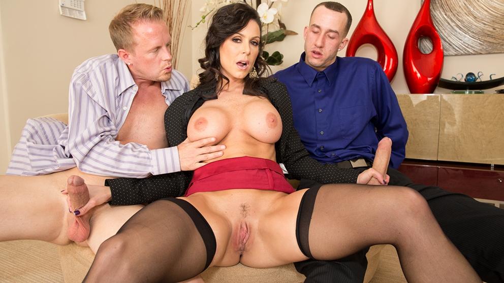 Kendra Lust Big Tit MILF Double