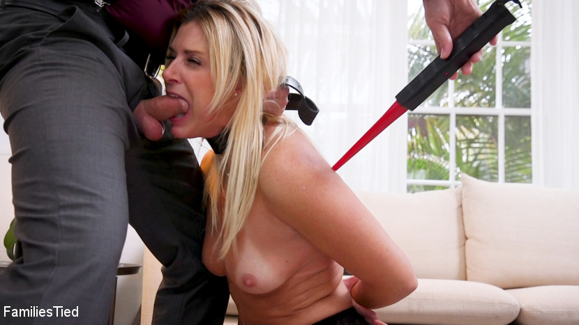 Agent India Summer's Ass is Dest