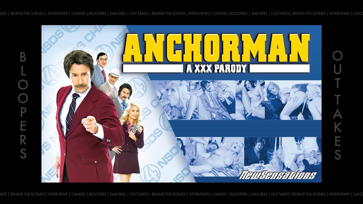 Anchorman - Bloopers Scène 1