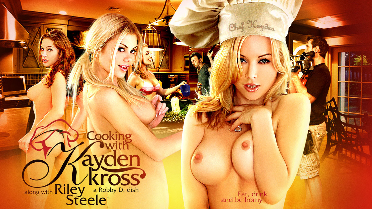 Cooking With Kayden Scène 1