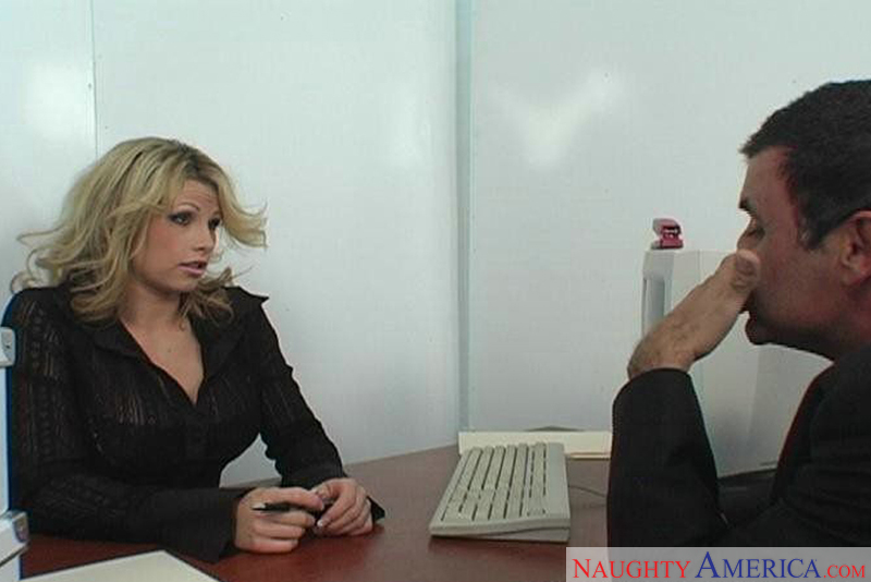 Naughty Office - Brooke Haven