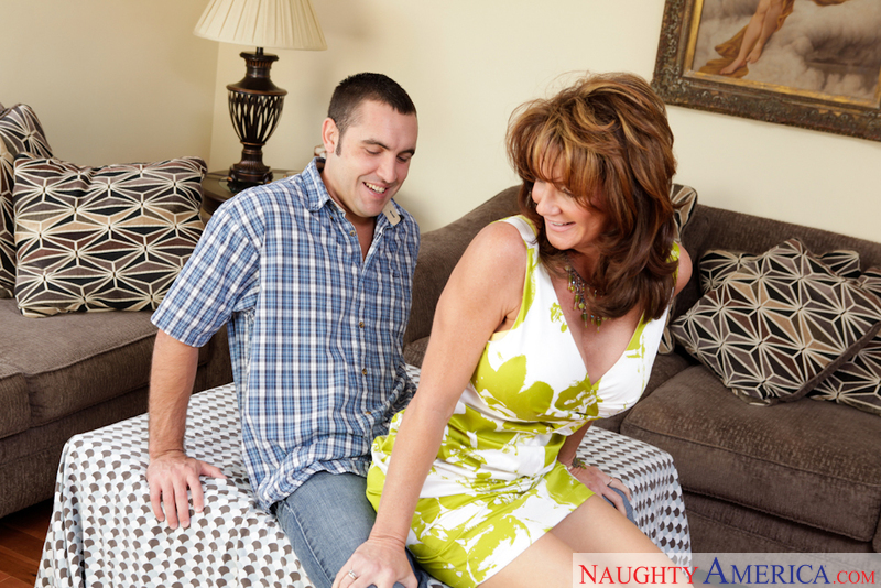 Seduced By A Cougar - Deauxma &