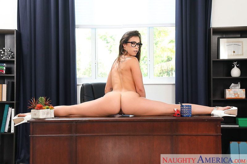 Naughty Office - Kelsi Monroe &
