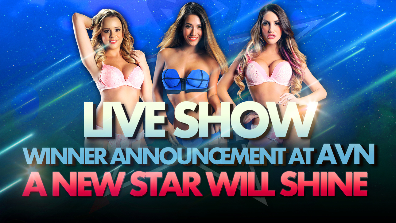 Live Winner Announcement at AVN