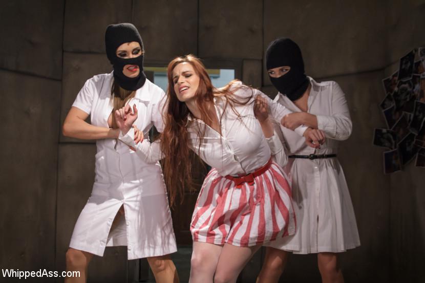 Nurses Of Deceit: An all girl ga