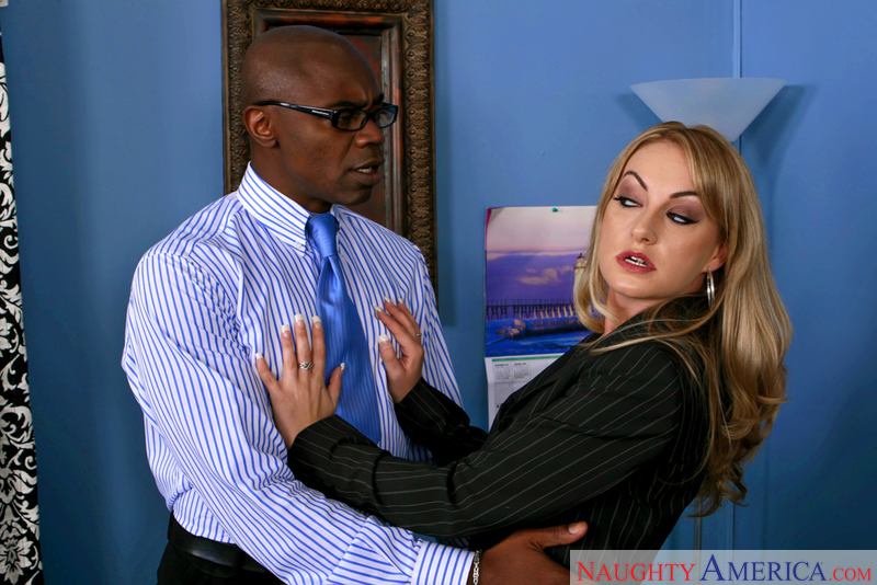 Naughty Office - Aline & Sean Mi