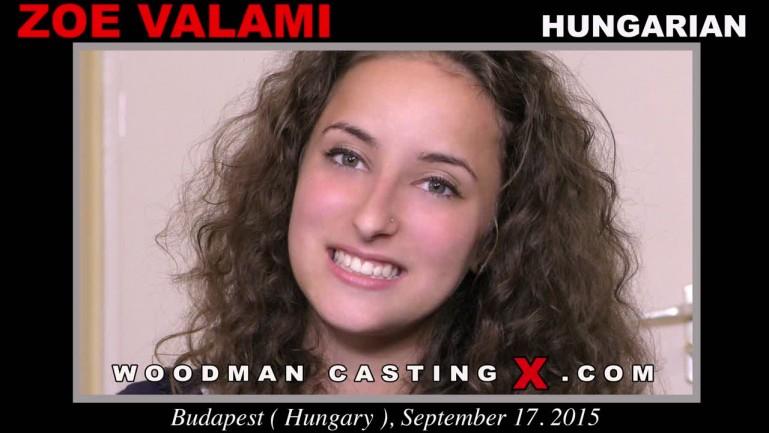 Zoe Valami casting