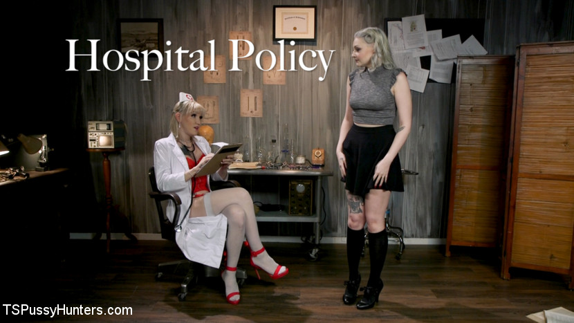 Hospital Policy: Nurse Lena Give