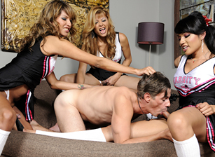 Transsexual Cheerleaders #03
