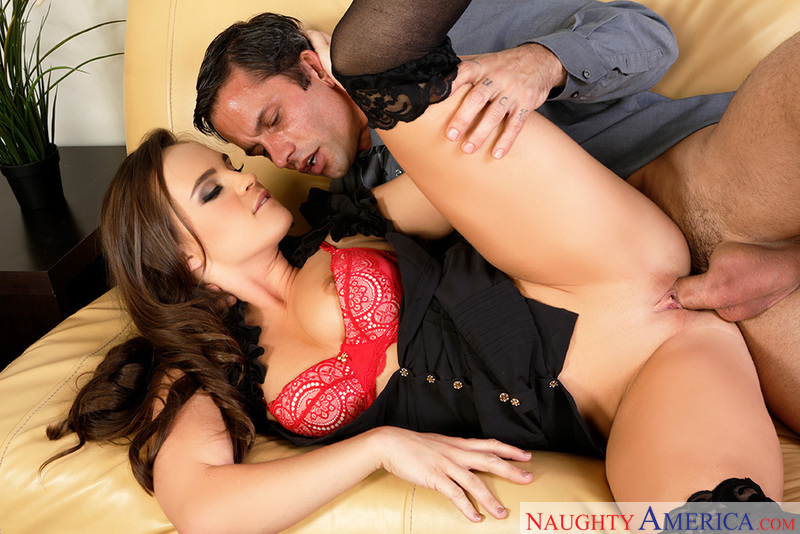 Naughty Office - Teal Conrad & A