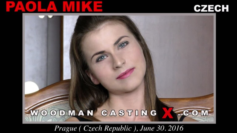 Paola Mike casting