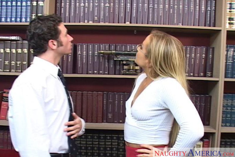 Naughty Office - Joelean & James