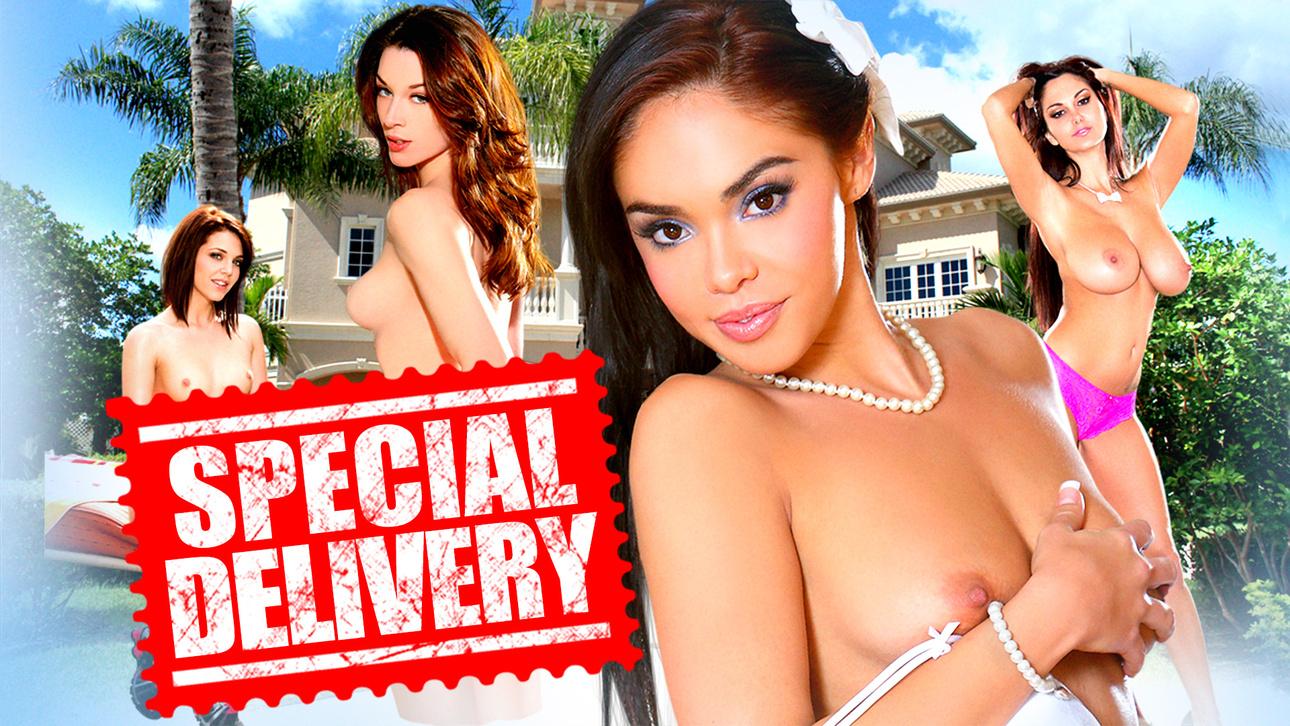 Special Delivery Scène 1
