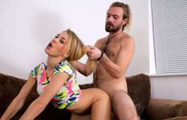 Cheating Mom enjoys husband´s b