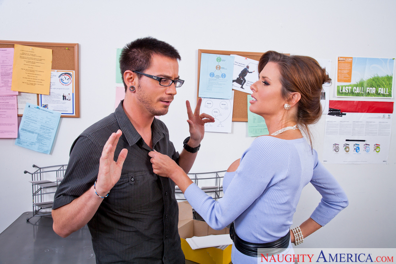 Naughty Office - Veronica Avluv