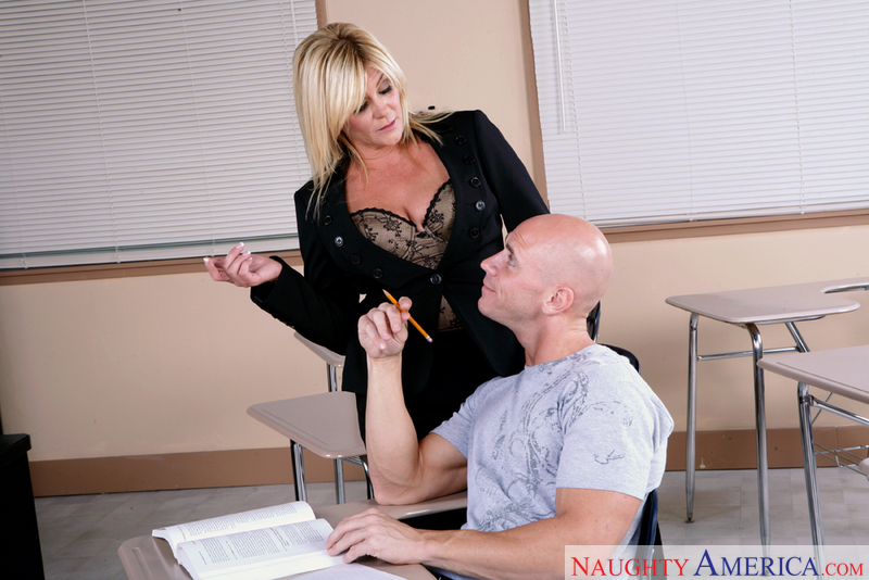 My First Sex Teacher - Ginger Ly