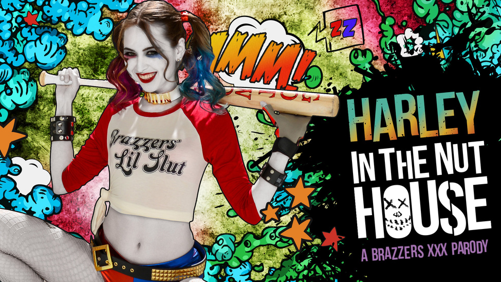 Harley In The Nuthouse (XXX Paro
