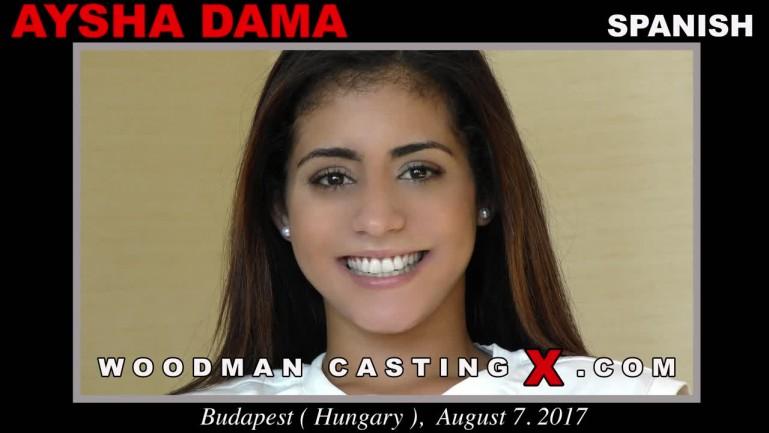 Aysha Dama casting