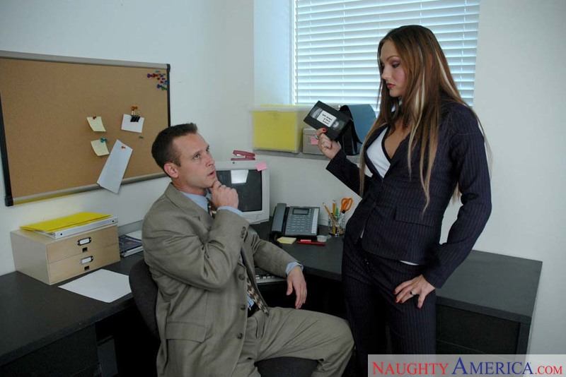 Naughty Office - Venus & Matt Bi