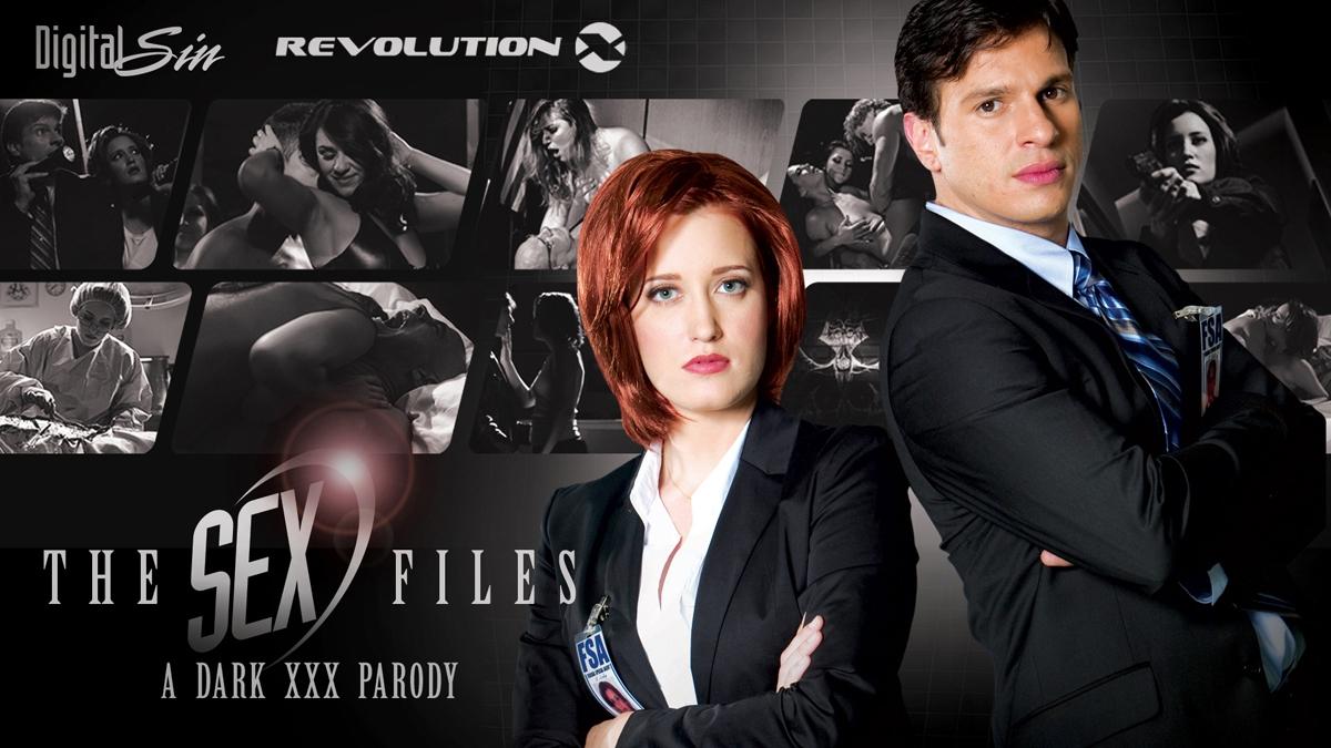 The Sex Files - A Dark XXX Parod