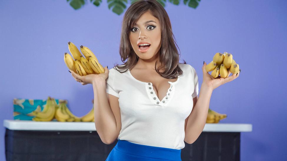 Busted At The Banana Shop