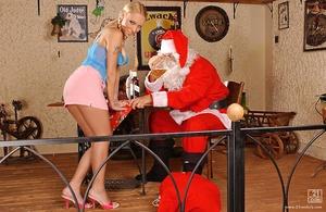 Bad Santa Scène 1