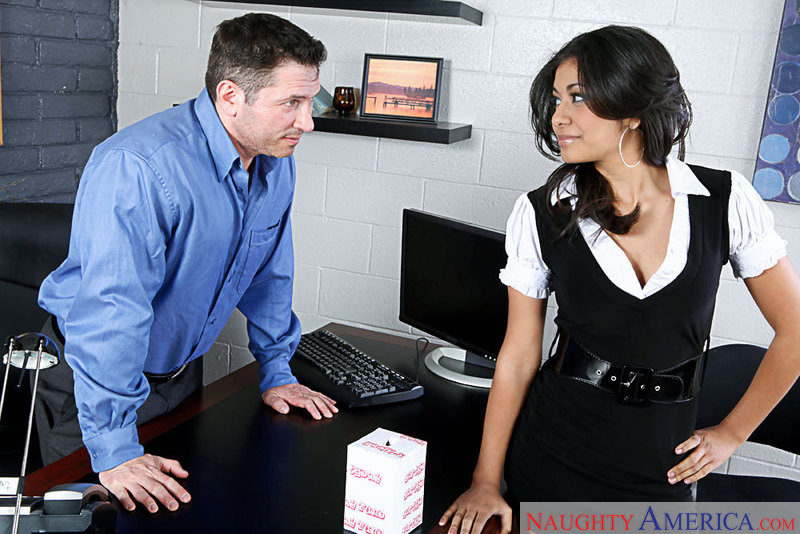 Naughty Office - Ruby Rayes & Jo