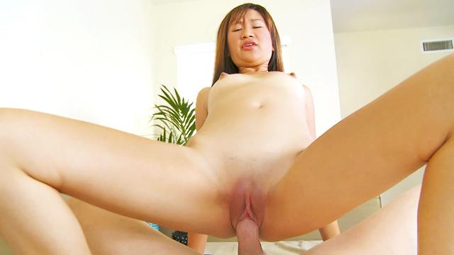 Miniature Asian girl dildos and