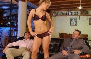 Kinky Kimberly Scène 1