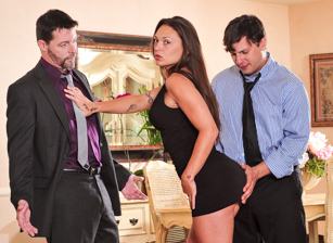 Seduced By The Boss's Wife #04 Scène 1