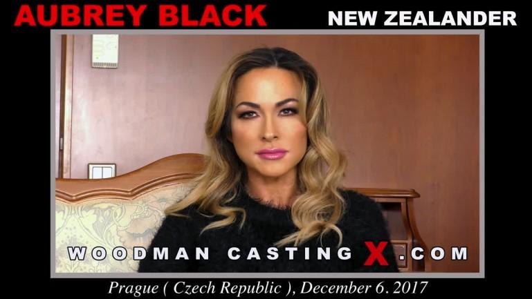 Aubrey Black casting
