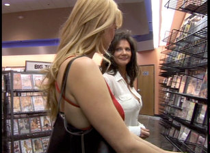 Texas Video Store Seductions #01