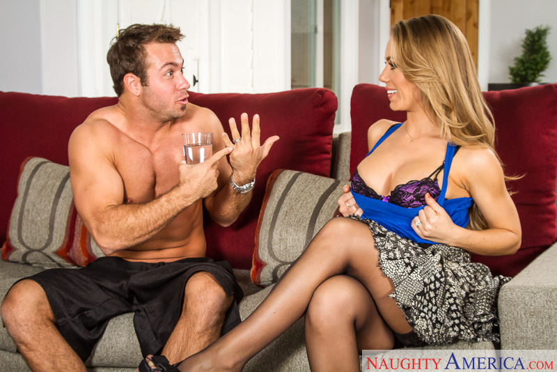 I Have a Wife - Nicole Aniston &
