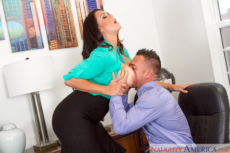 Naughty Office - Alison Tyler &
