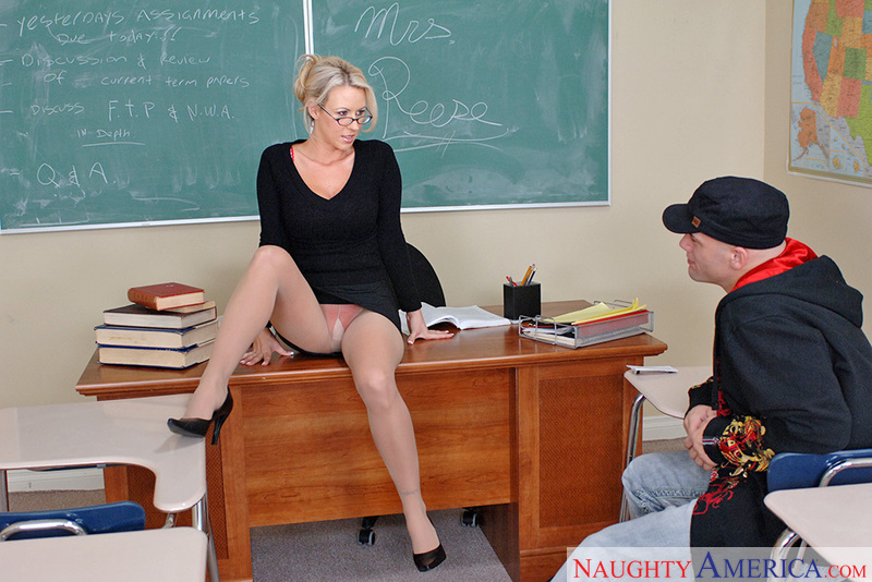 My First Sex Teacher - Carolyn R