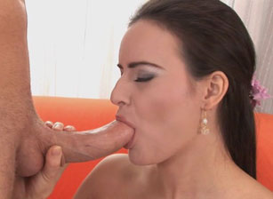 Squirt On My Big White Cock #04