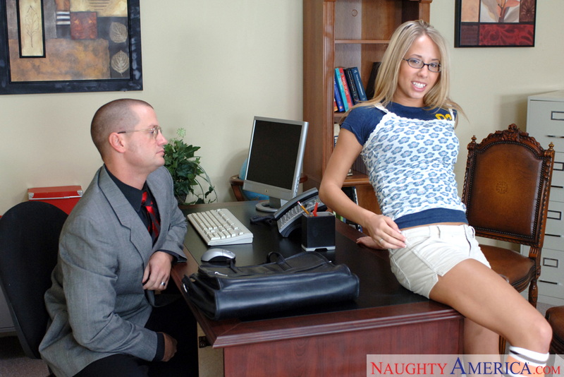 Naughty Bookworms - Ashley Jense
