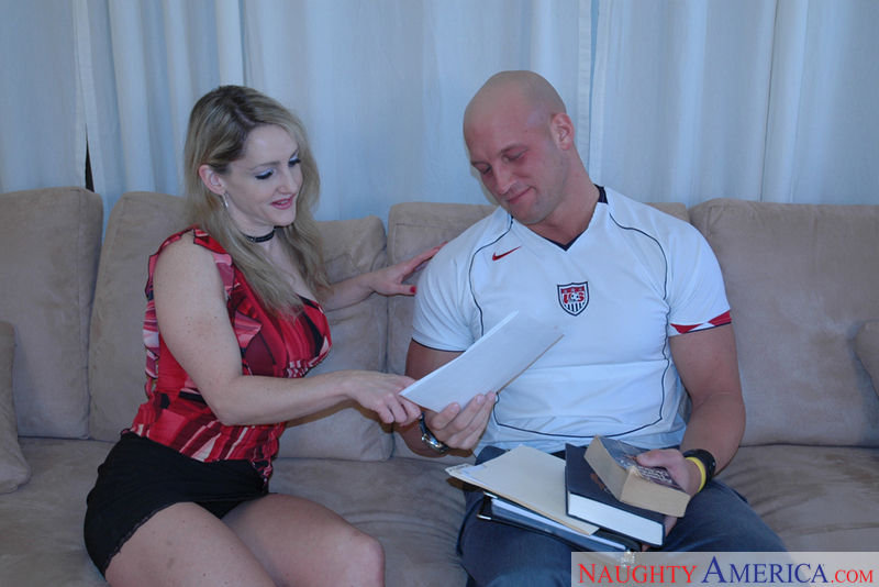 My First Sex Teacher - Lori Lust