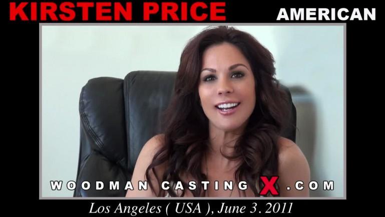 Kirsten Price casting